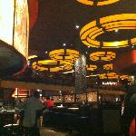 Inside the PF Chang's Restaurant