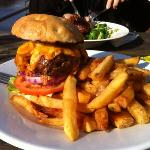 The Saracens Burger
