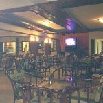 bar area tonight