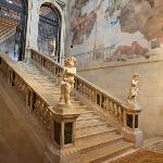 Stairway to breakfast -