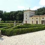 Klassisk italiensk hage