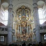 Orgão da Igreja de Nossa Senhora, Desden, Alemanha