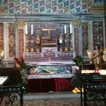 Altar of St Cecelia