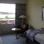 Room 204 with balcony