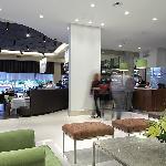 Lobby + Restaurante