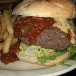 Coney Island Burger