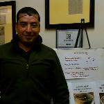 Carlos Head Chef at El Charrito Riverside CT