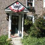Front of Inn!