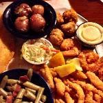 Seafood Combo/Tasty!!
