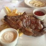 Buffalo Steak