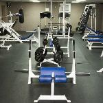 Fitness Center 10,000 Sq'+