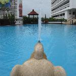 Pool detail 06