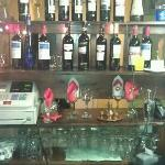 just some of our wine selection