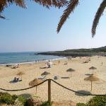 Palmtree Praia da Ingrina Beach Nature Beach Resort Quinta Al Gharb