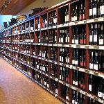Wine shop and Penticton visitor centre