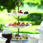 Traditional Highlands High Tea