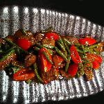 Vorspeise: Hot Minced Beef