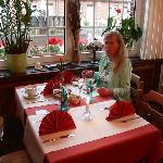 Restaurant Landhaus Voeskenshof, Kevelaer.