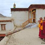 Chemre Gompa, Ladakh