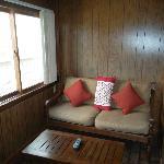 walk in area/ enclosed porch