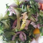my side limp salad