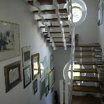Staircase in Casabella