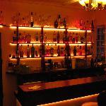 Abendstimmung an der Bar
