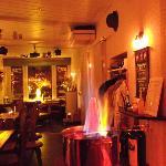 Winterliches - hausgemachte Feuerzangenbowle