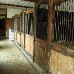 stables as they were