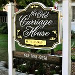 The Old carriage House Bed & Breakfast