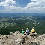 Stoneyman Nature Trail Overlook