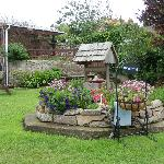 Bumps Eating House garden