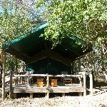 Our tent nr 11