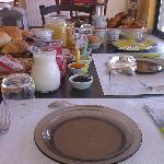 завтрак(время оговорили с нами)