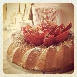 """Gâteau """"grand-mère"""""""