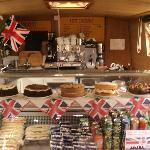 Foto de Cafe on the Barge