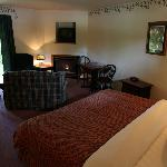 Lodge Deluxe Room