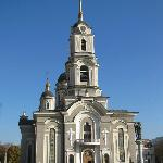 Svayto-Preobragenskiy Cathedral and St.Michael the Archangel