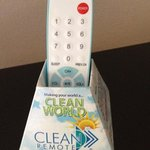 interesting clean remotes!