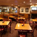 Damon's Grill & Sports Bar - Quiet Area