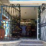 fachada del restaurant