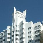 The fabulous Hotel Delano, 17th and Collins Avenue