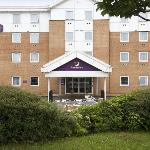 Foto de Premier Inn Leeds City West Hotel