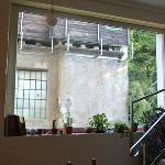 Black Forest Hostel from kitchen at back #4