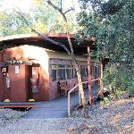 Red Rattler accommodation - Undara Wilderness Lodge, Undara NP Qld Au