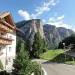 Direkt in den Dolomiten