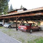 voldoende parkeergelegenheid