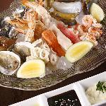 Seafood Lover's Sampler