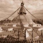 Stupa in Boudha