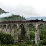 Hogwarts Express & Glen Finnan Viaduct